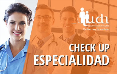 Check Up Especialidad